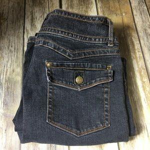 CAbi Bootcut Flap Pocket Jeans